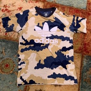 Adidas youth t shirt